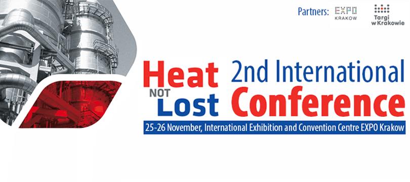 II International Heat not lost Conference
