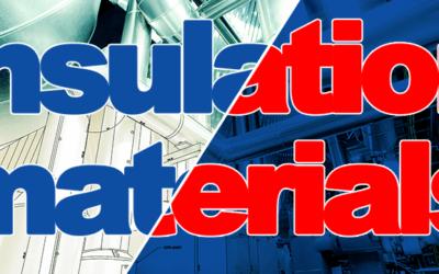 Technical insulation materials